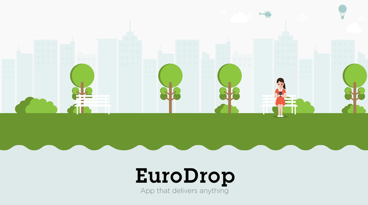 EuroDrop-App-UI-UX