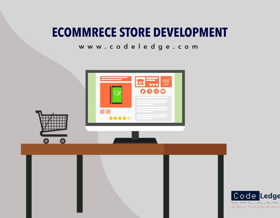 e-commerce store development