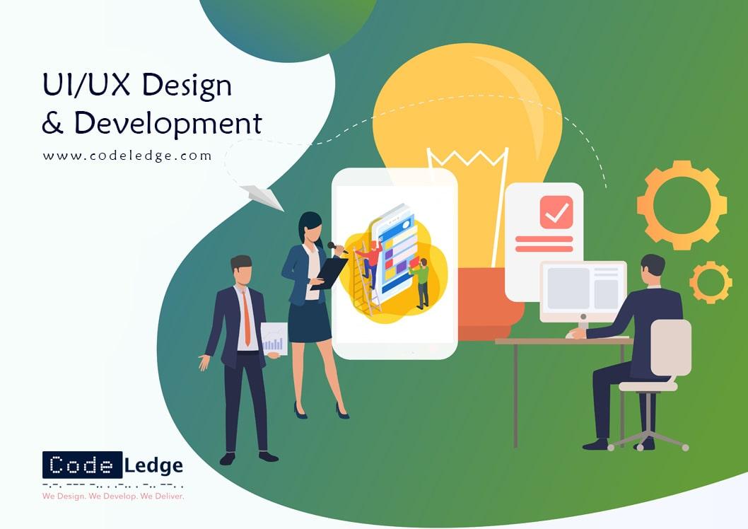 uiux design and development