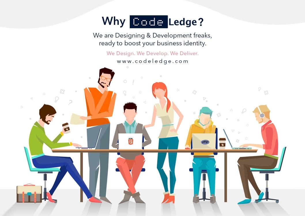 why codeledge