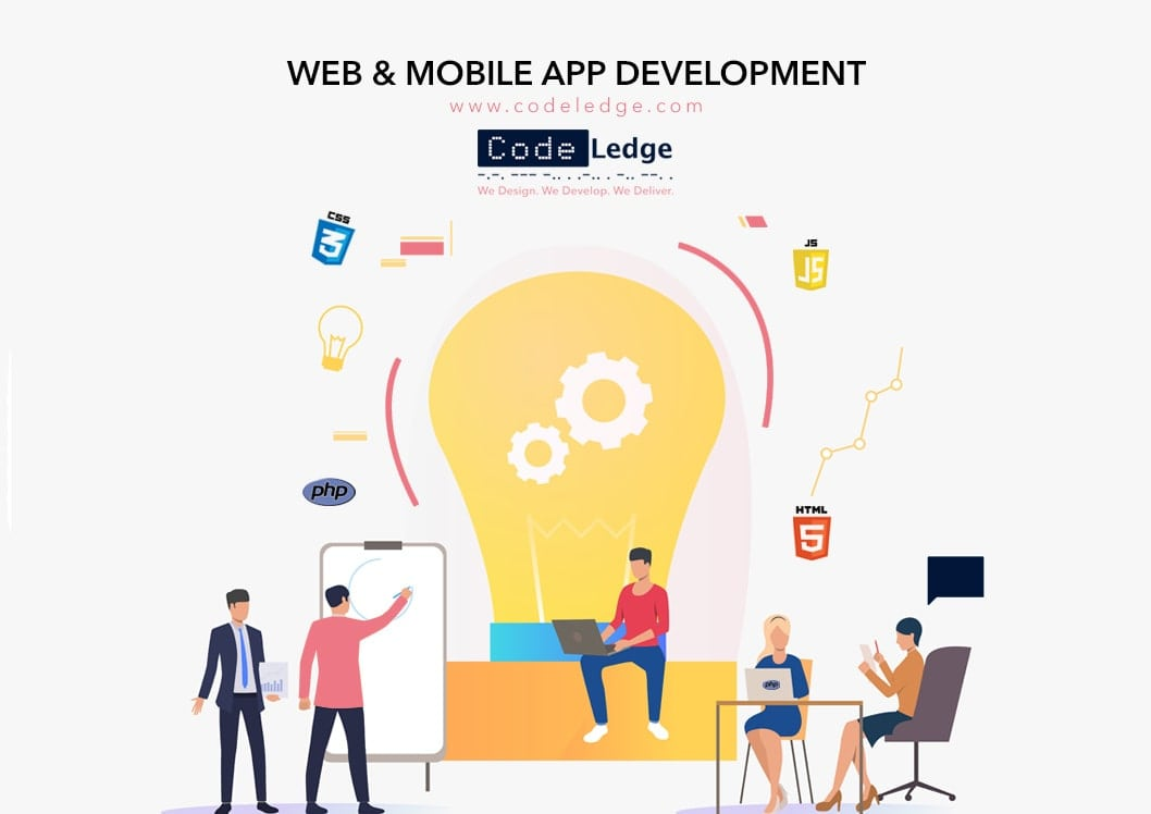 creative website development