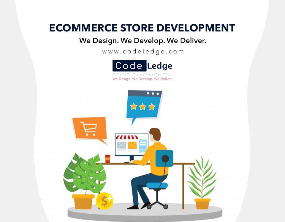eCommerce store development