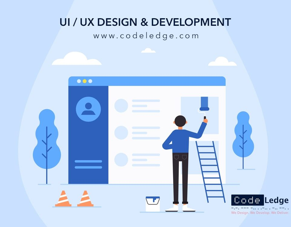 uiux design & development
