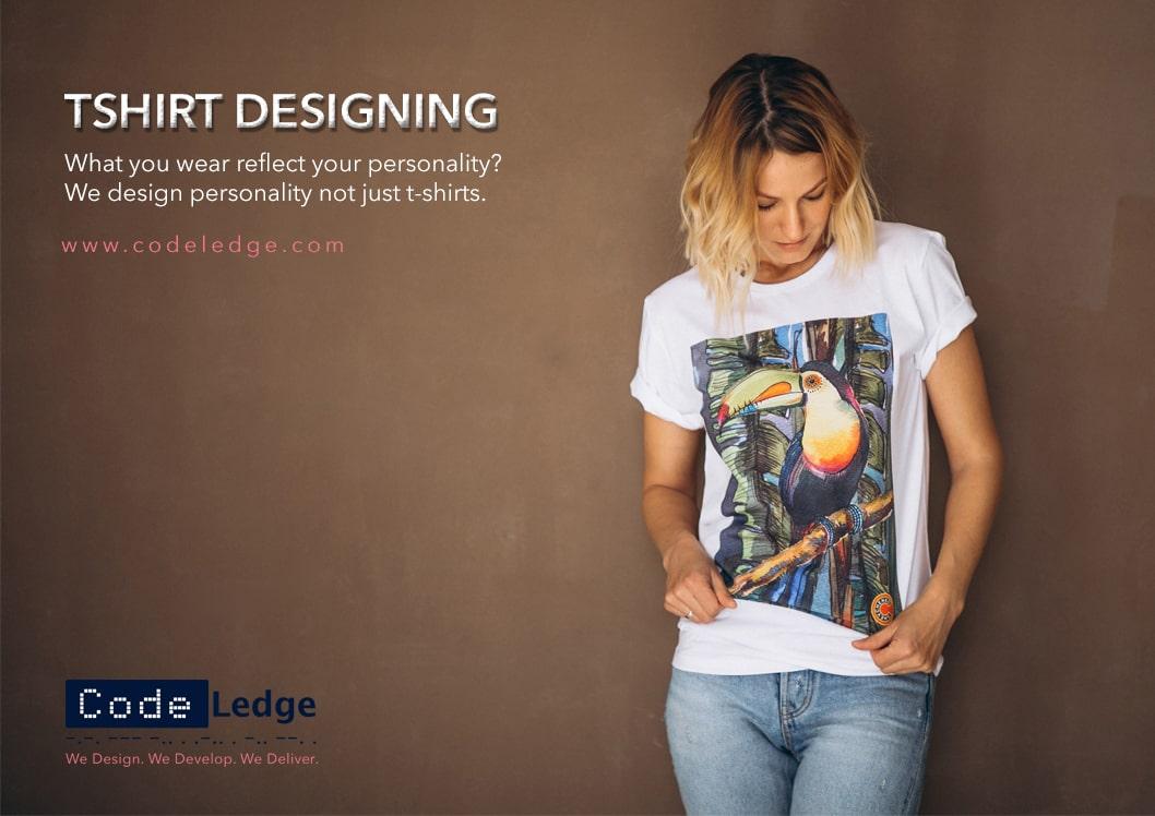 tshirt design agency