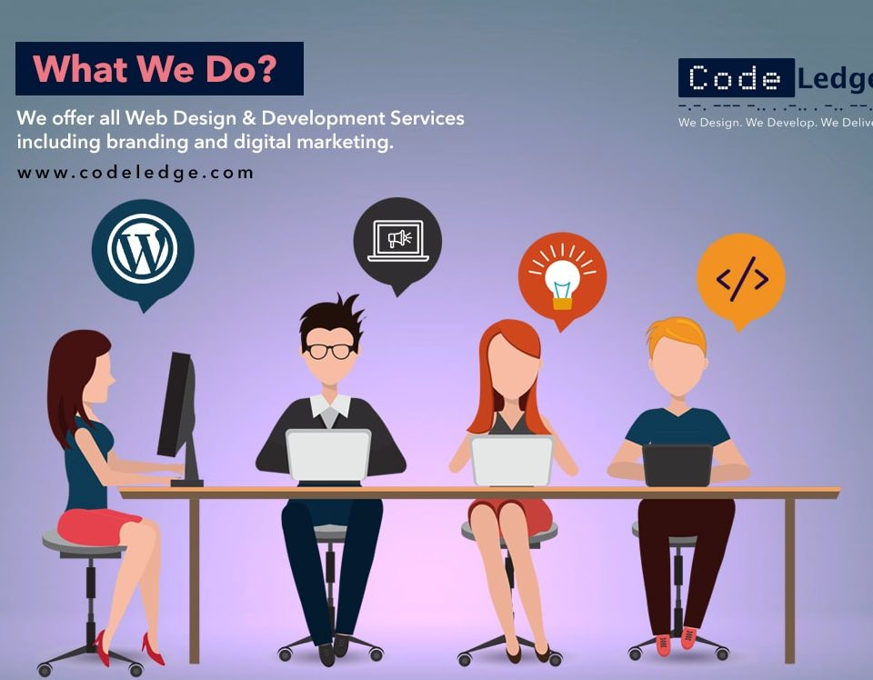 Web Design & Development Agency