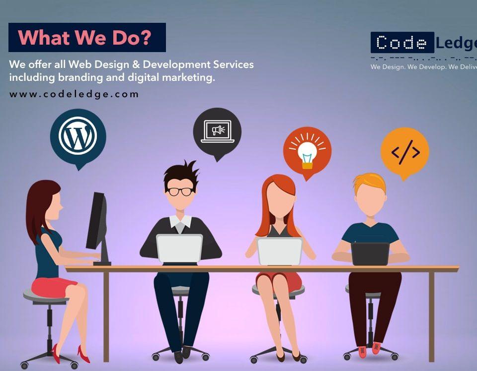 Web Design & Development Agency
