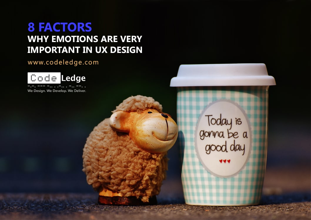 8 factors why emotions are very important in UX Design