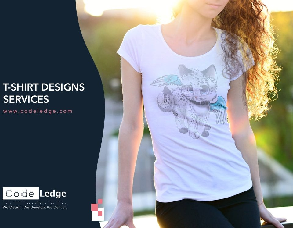 T-shirt design services