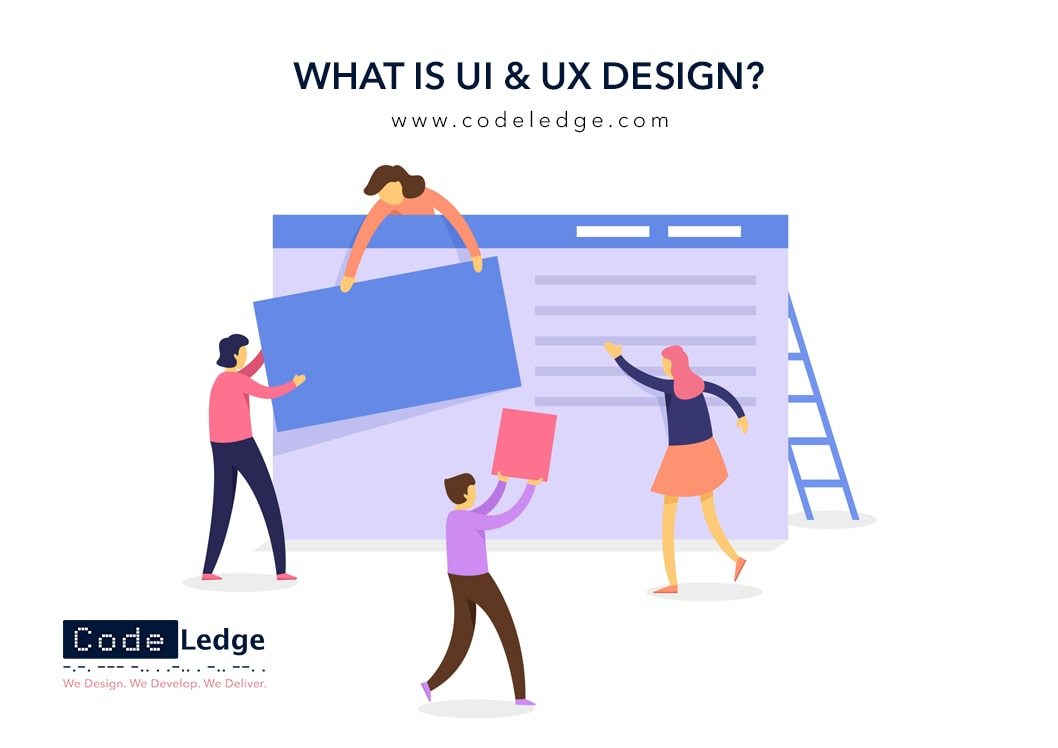 what is ui and ux design