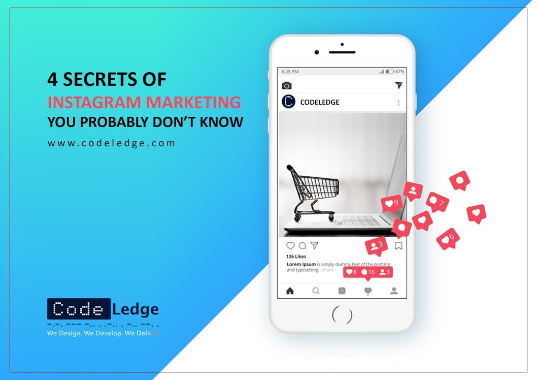 4 Secrets of Instagram Marketing you probably don't know