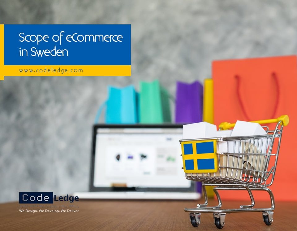 Scope of eCommerce store in Sweden