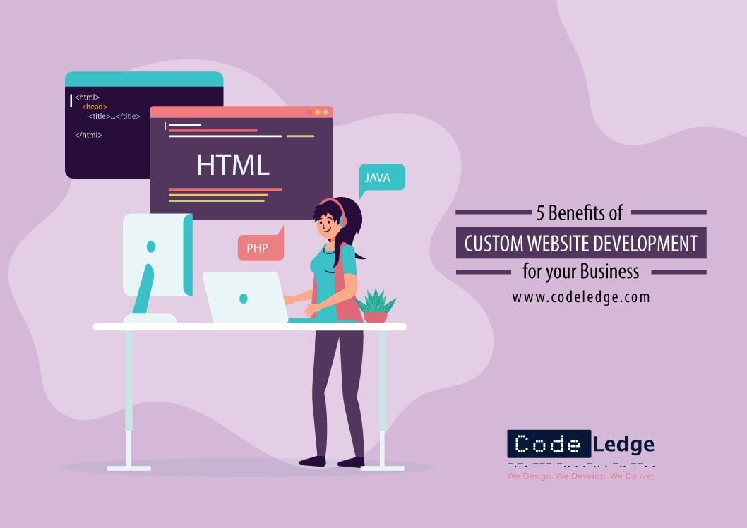 5-Benefits-of-Custom-Website-Development-for-your-Business