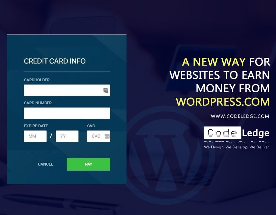 A New Way For Websites to Earn Money From WordPress