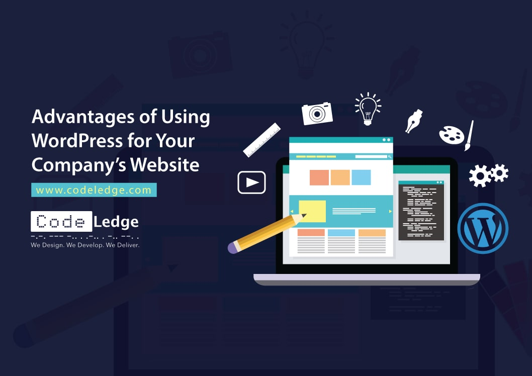 Advantages-of-using-WordPress-for-your-company-website