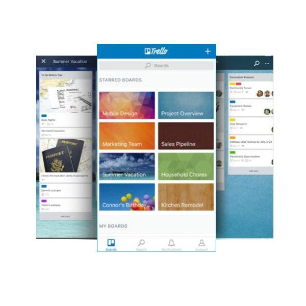 Trello-Mobile-Application-Design