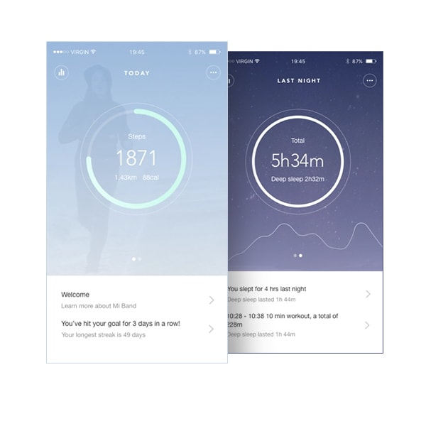 Xiaomi-Mobile-Application-Design
