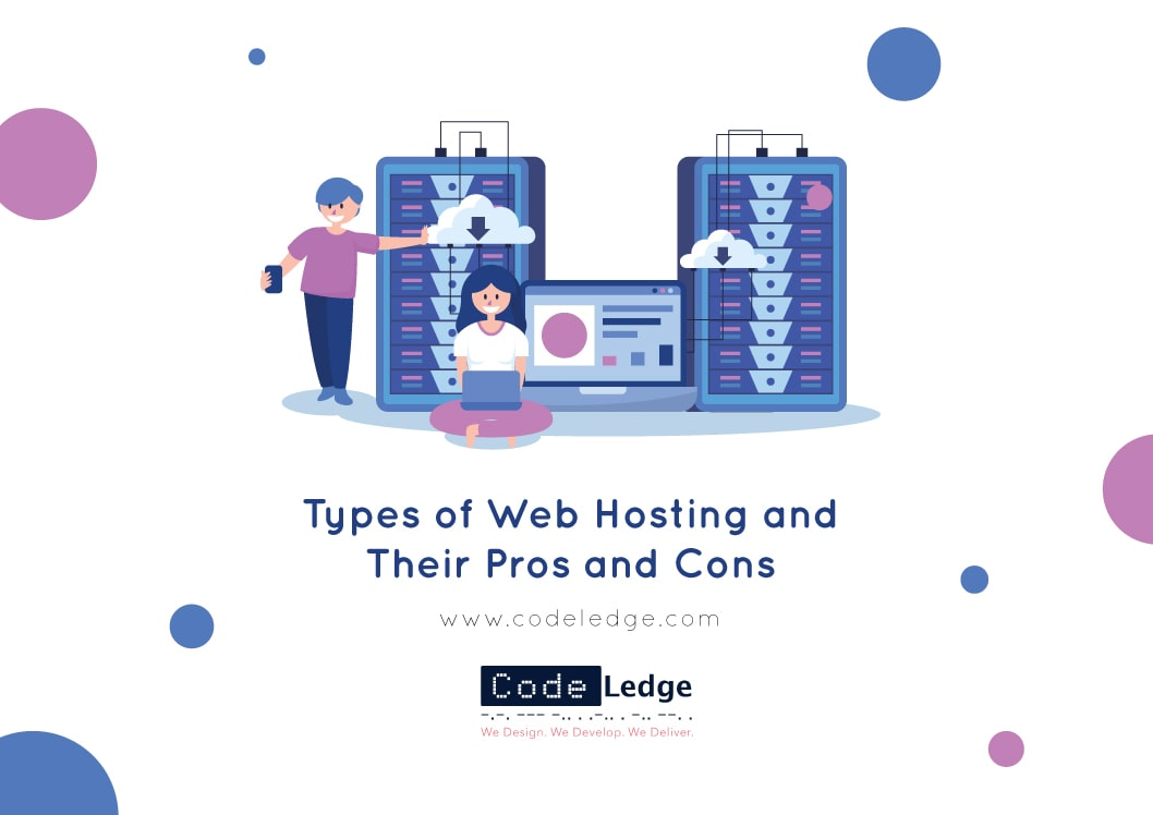 Types-of-Web-Hosting-and-Their-Pros-and-Cons
