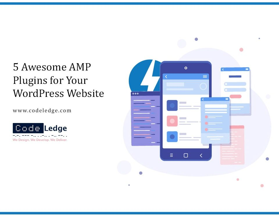 5 Awesome AMP Plugins for Your WordPress Website