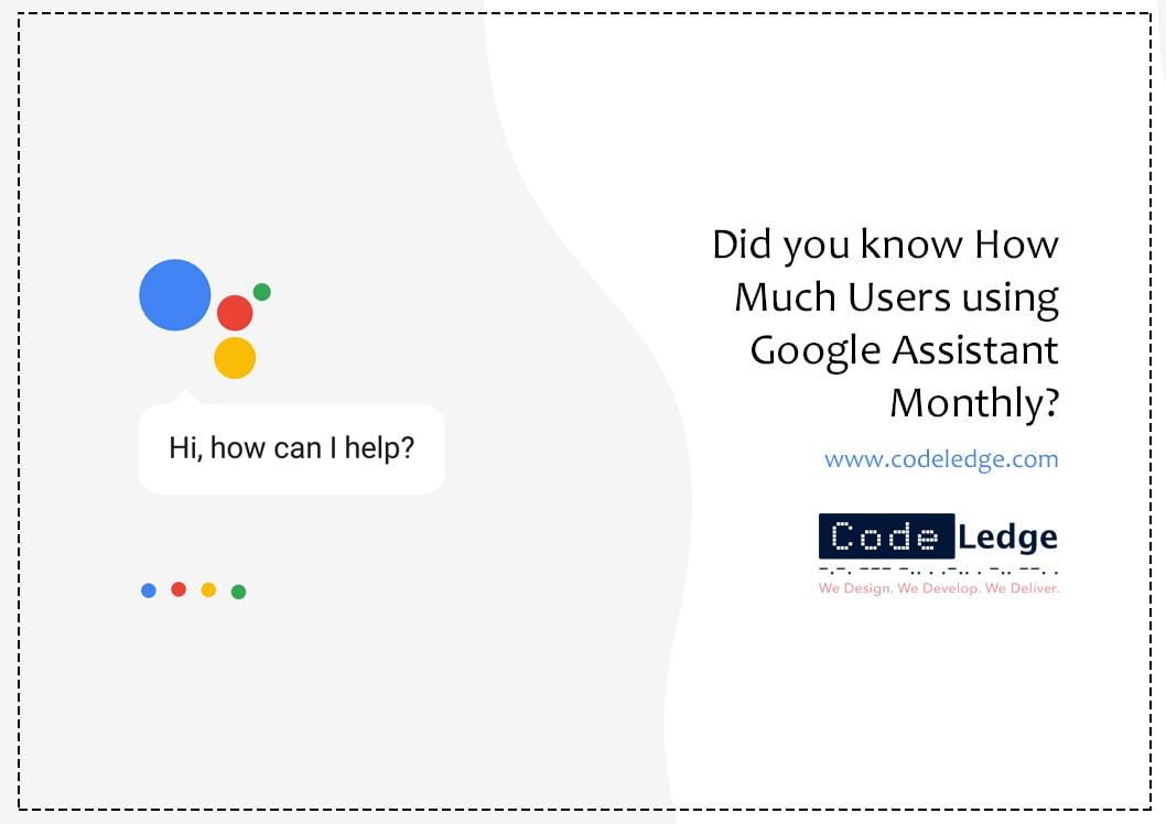Did you know how much users are using Google Assistant monthly