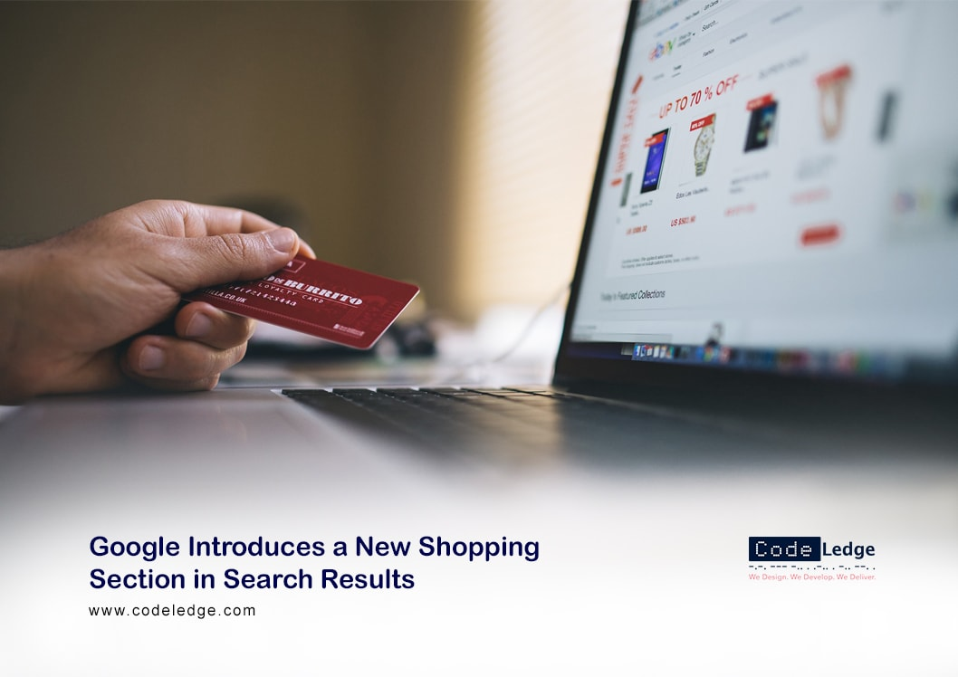 Google Introduces a New Shopping section in search result