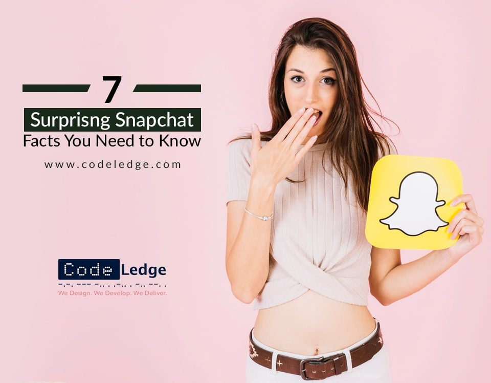 7 Surprising Facts you need to know about Snapchat