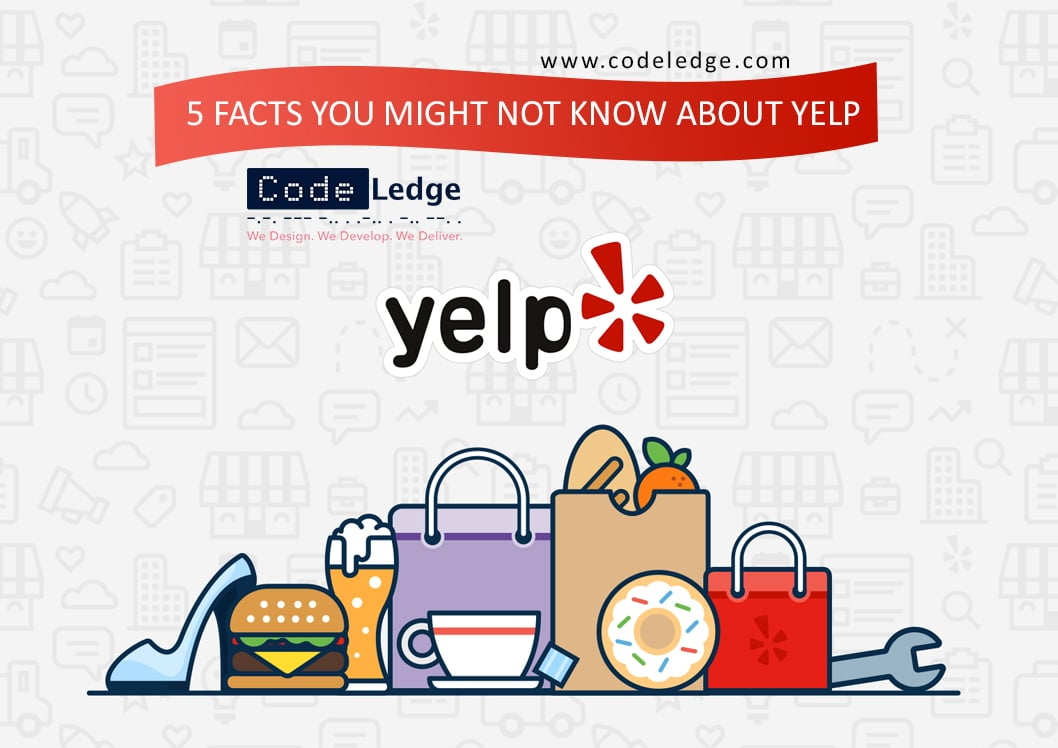 5 facts you might not know about Yelp