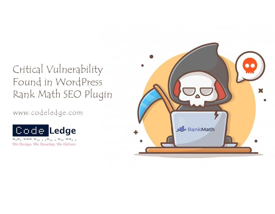 Critical Vulnerability found in WordPress Rank Math SEO Plugin
