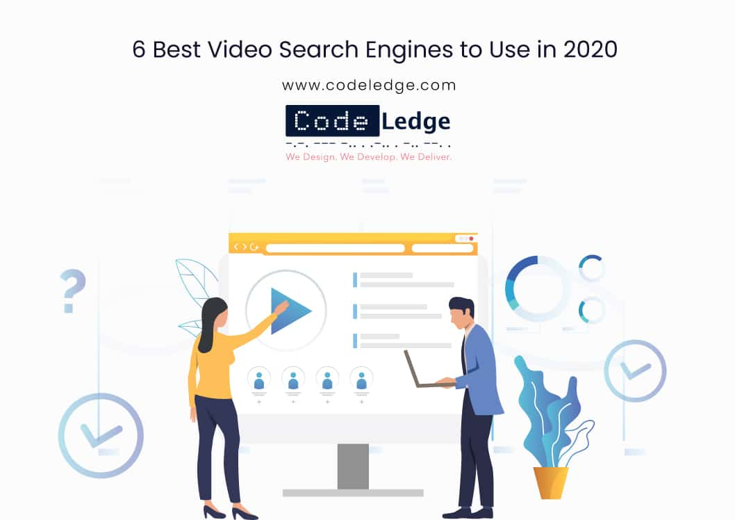 6 bästa sökmotorerna för video som ska användas år 2020