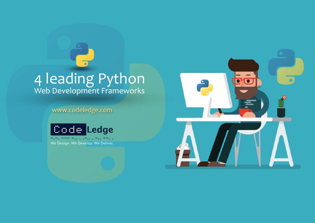 4 Leading Python Web Development Frameworks in Sweden