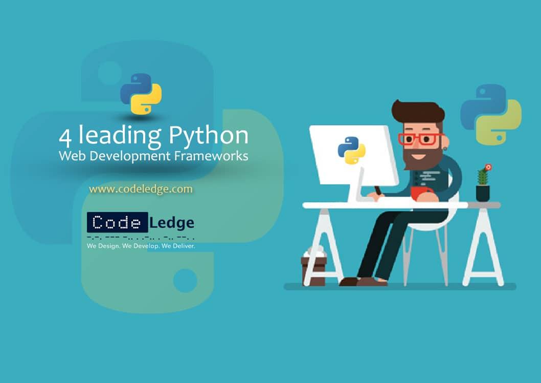 4 Leading Python Web Development Frameworks in Sweden