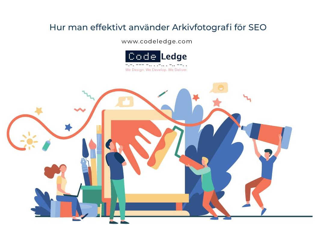 Hur man effektivt använder Arkivbild för bättre SEO i Sverige