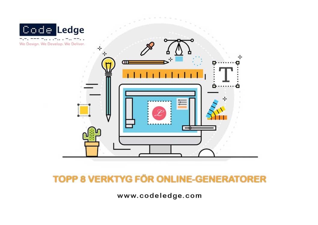 Topp 8 verktyg för online-generatorer