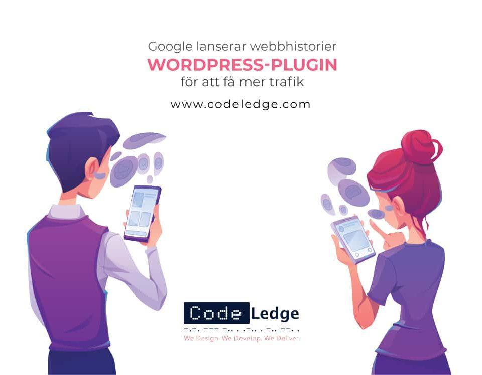 Google lanserar webbhistorier WordPress-plugin för att få mer trafik