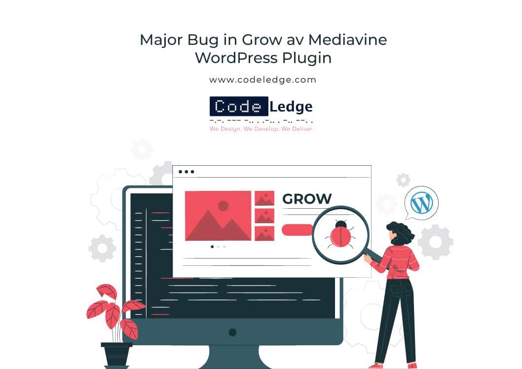 Major Bug in Grow av Mediavine WordPress Plugin
