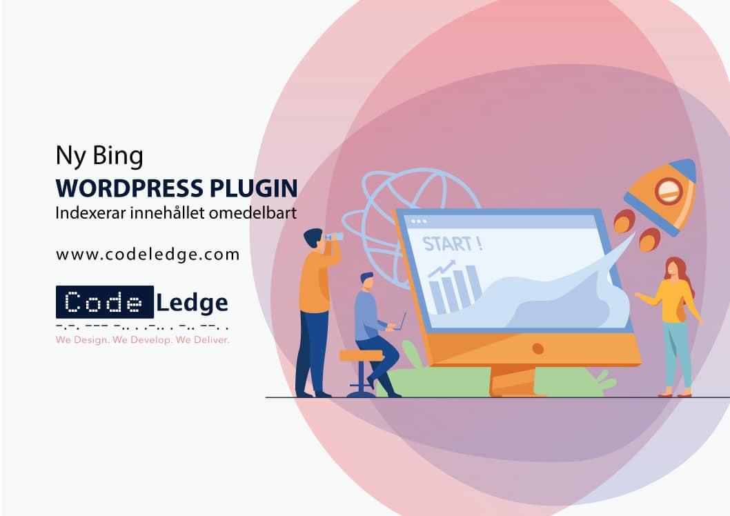 Nytt Bing WordPress-plugin indexerar innehållet omedelbart