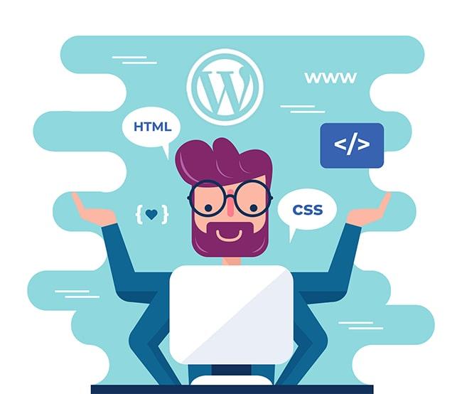 WordPress Utvecklingstjänster