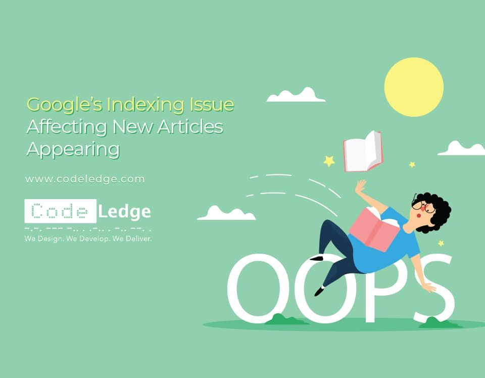 Google's Indexing Issue Affecting New Articles Appearing
