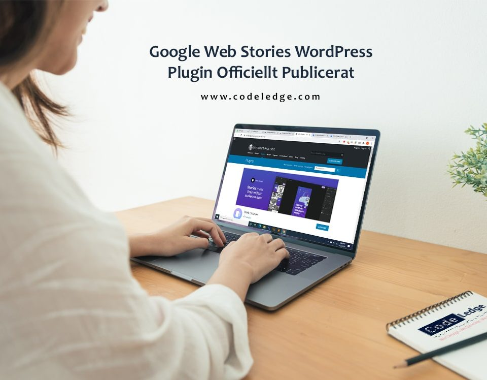 Google Web Stories WordPress Plugin Officiellt Publicerat