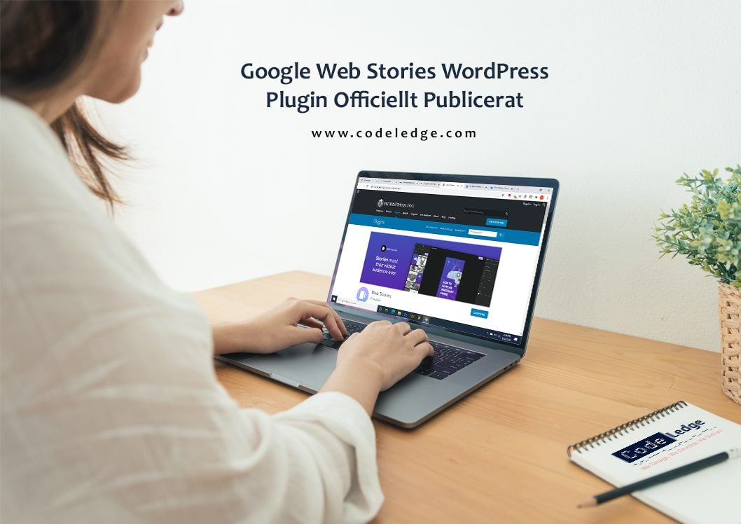 Google Web Stories WordPress Plugin Officiellt Publicerat