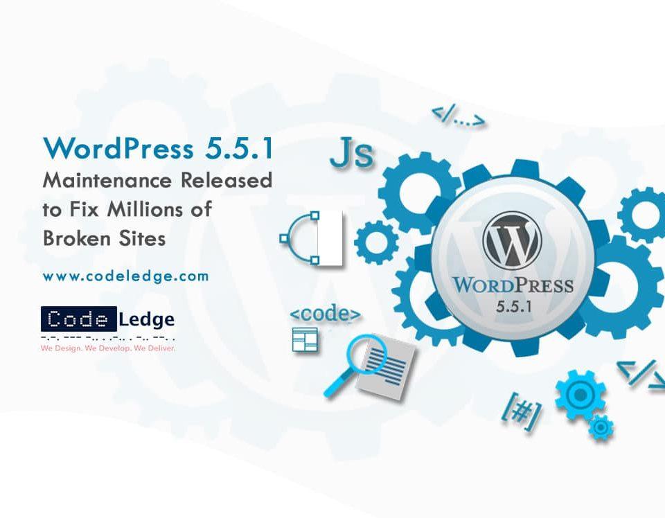 WordPress 5.5.1 Maintenance Released to Fix Millions of Broken Sites