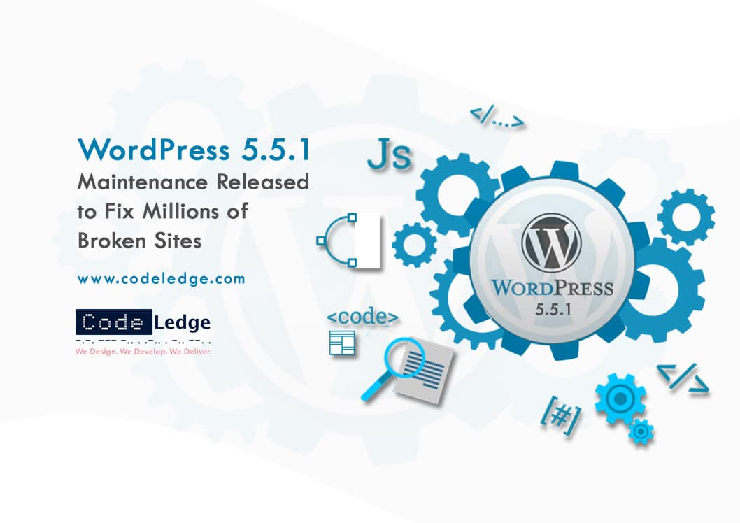 WordPress 5.5.1 Maintenance Released to Fix Millions of Broken Sites