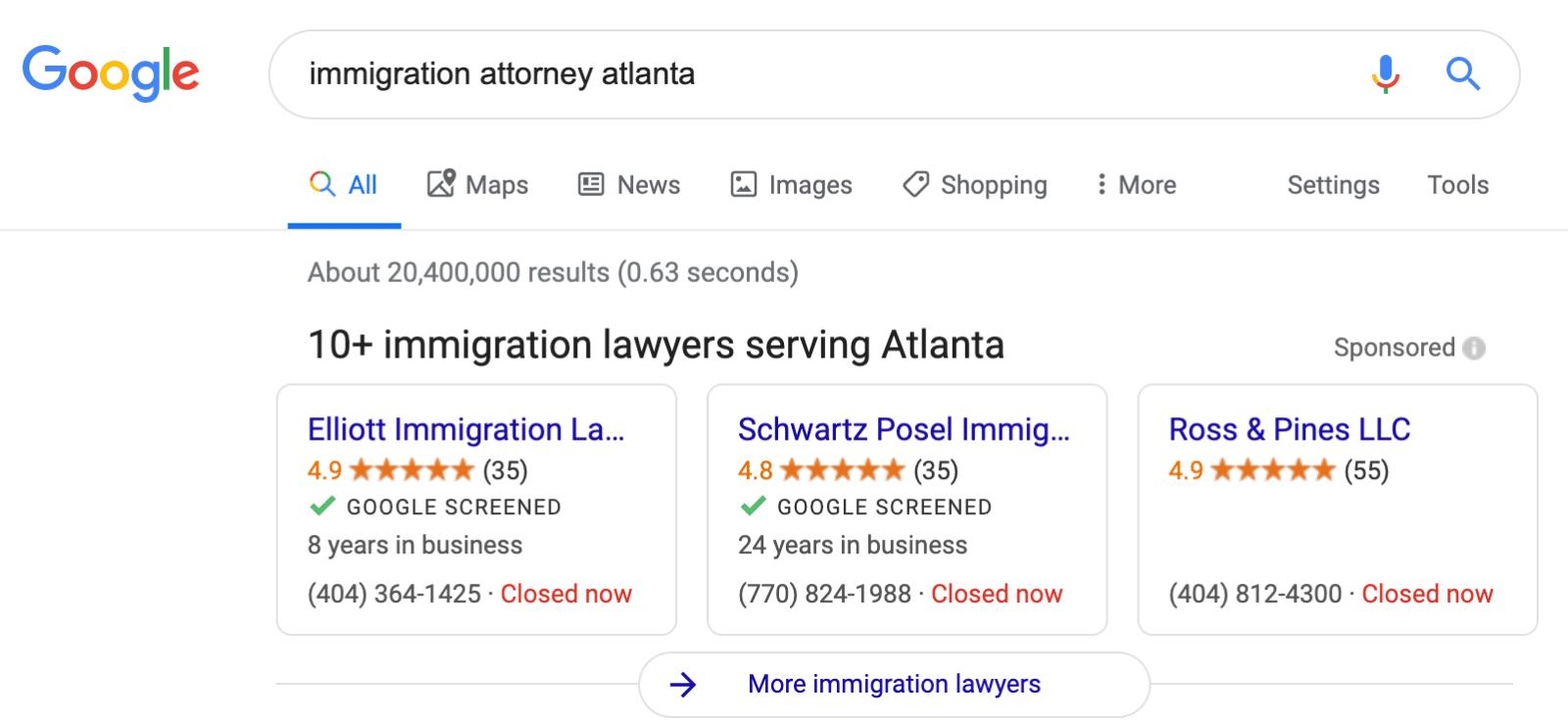 google-screened-ads