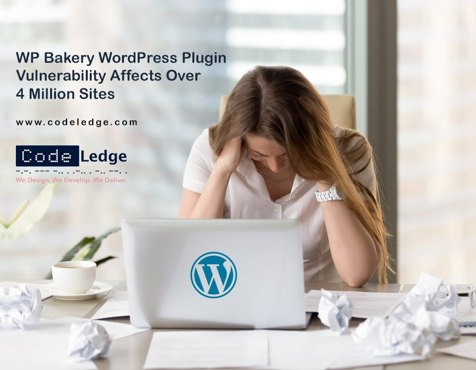 WP Bakery WordPress Plugin Vulnerability Affects Over 4 Million Sites