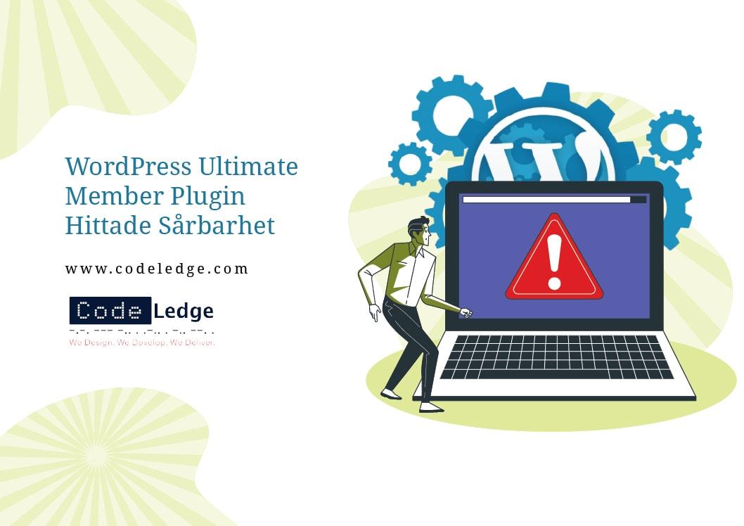 WordPress Ultimate Member Plugin hittade sårbarhet