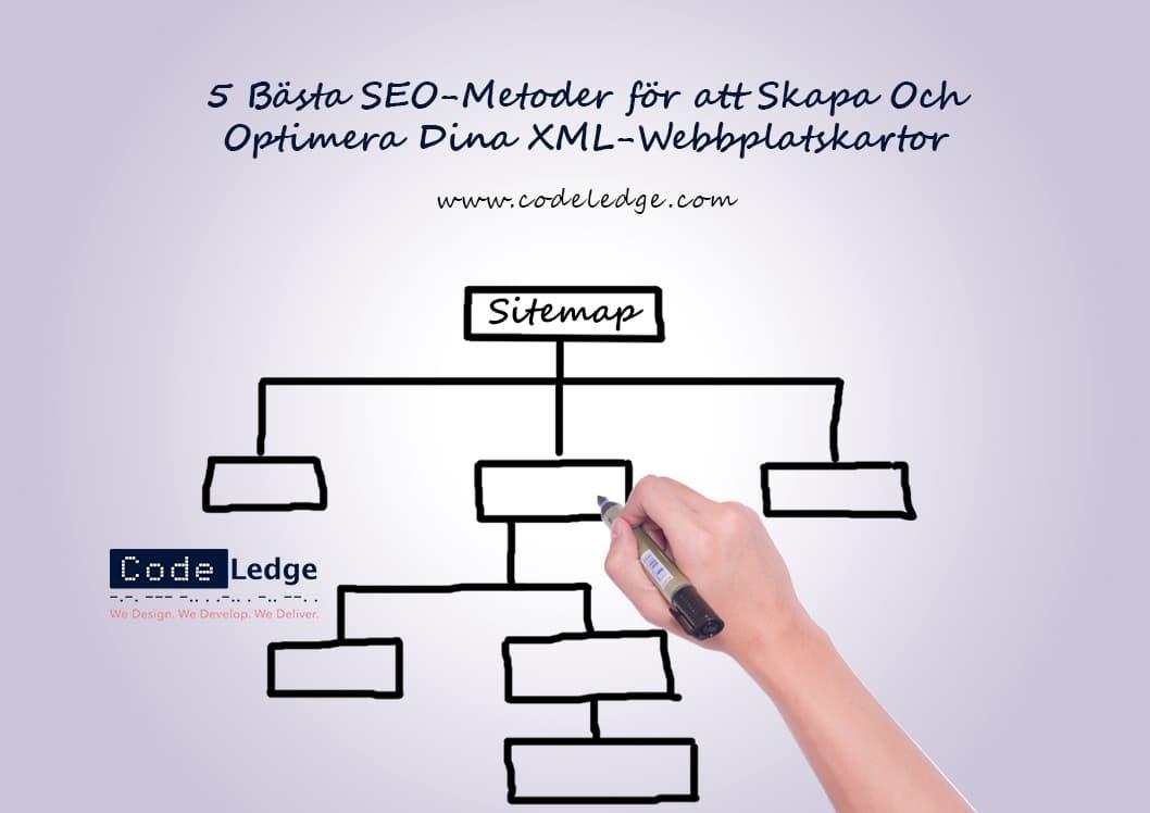 5 Bästa SEO-Metoder för att Skapa Och Optimera Dina XML-Webbplatskartor