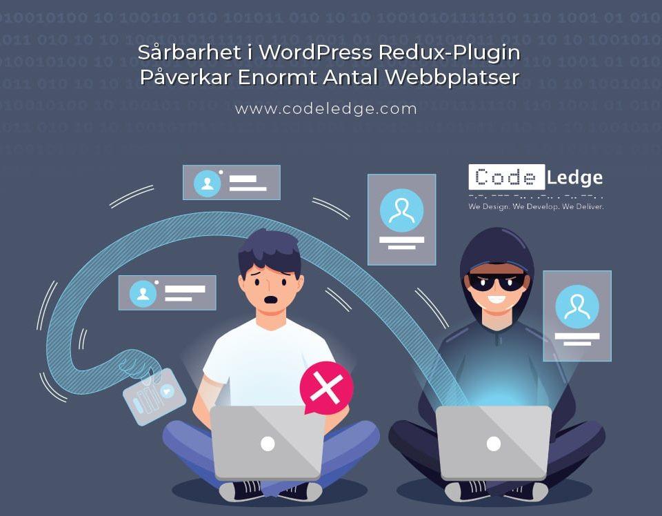 Sårbarhet i WordPress Redux-Plugin Påverkar Enormt Antal Webbplatser