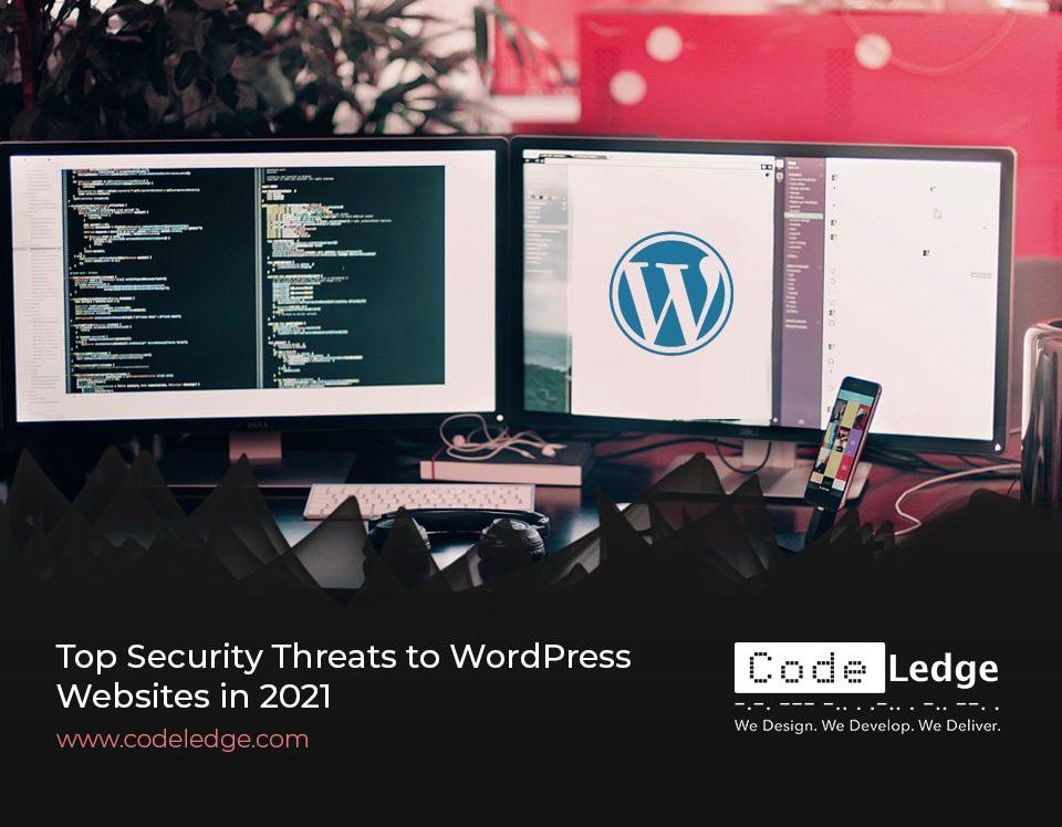 Top Security Threats to WordPress Websites in 2021