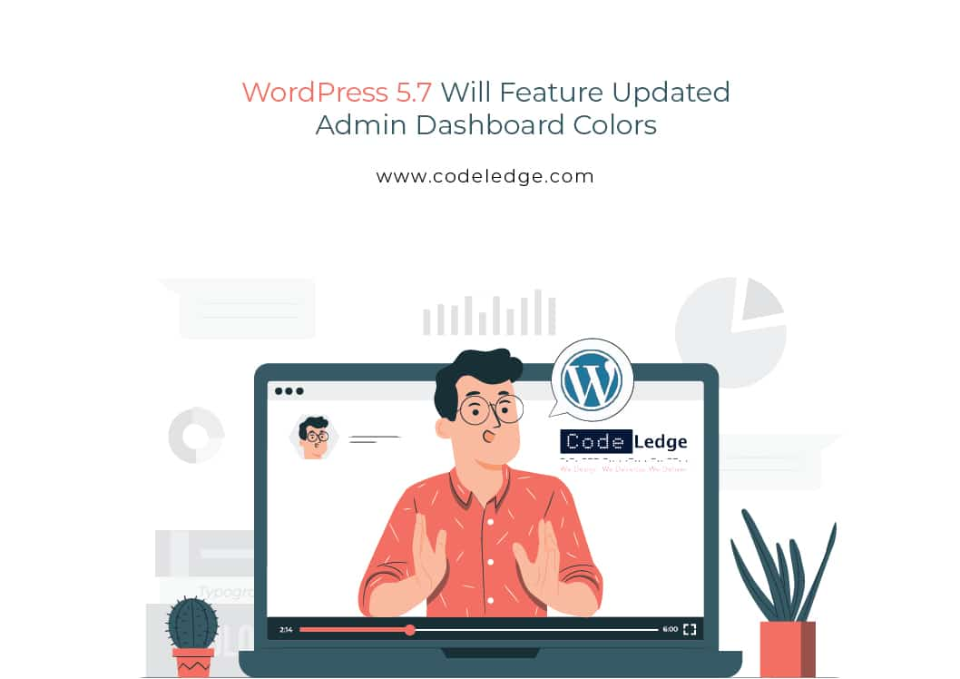 WordPress 5.7 Will Feature Updated Admin Dashboard Colors