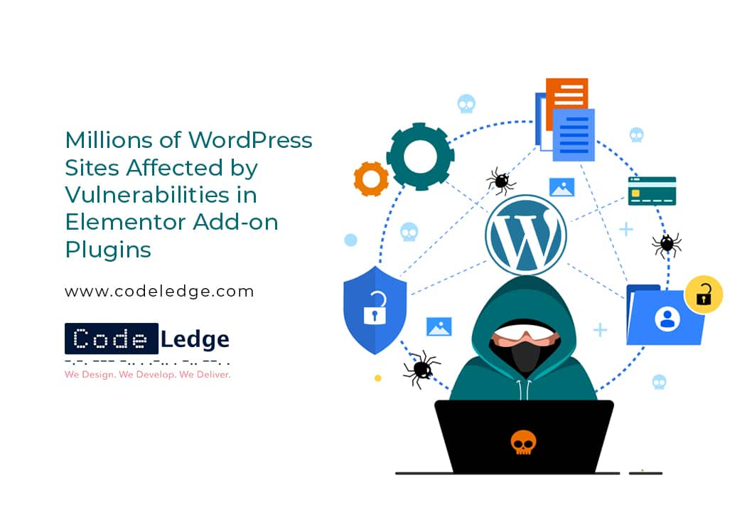 Millions of WordPress sites affected by vulnerabilities in Elementor add-on plugins