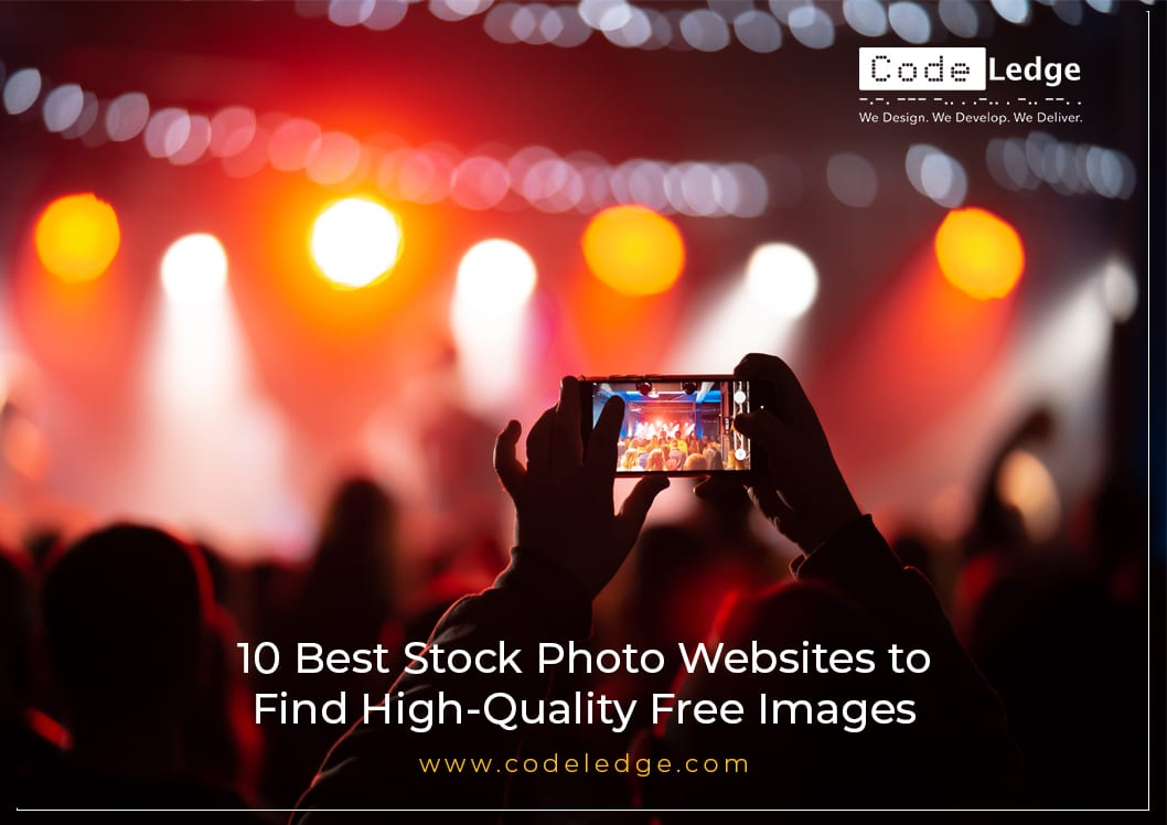 10 Best Stock Photo Websites to Find High-Quality Free Images